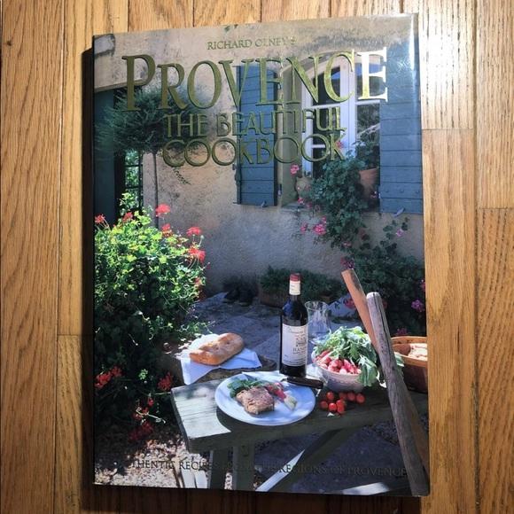Accents Provence Italian Cookbook Coffee Table Book Poshmark